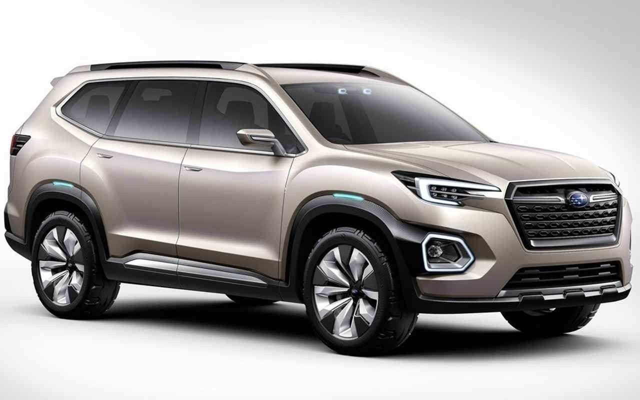 81 New 2020 Subaru Forester Spy Exteriors Model for 2020 Subaru Forester Spy Exteriors