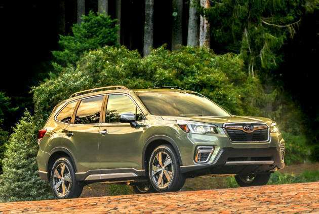 81 New Next Generation Subaru Forester 2020 First Drive for Next Generation Subaru Forester 2020