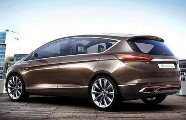 81 The 2020 Ford S Max Redesign by 2020 Ford S Max