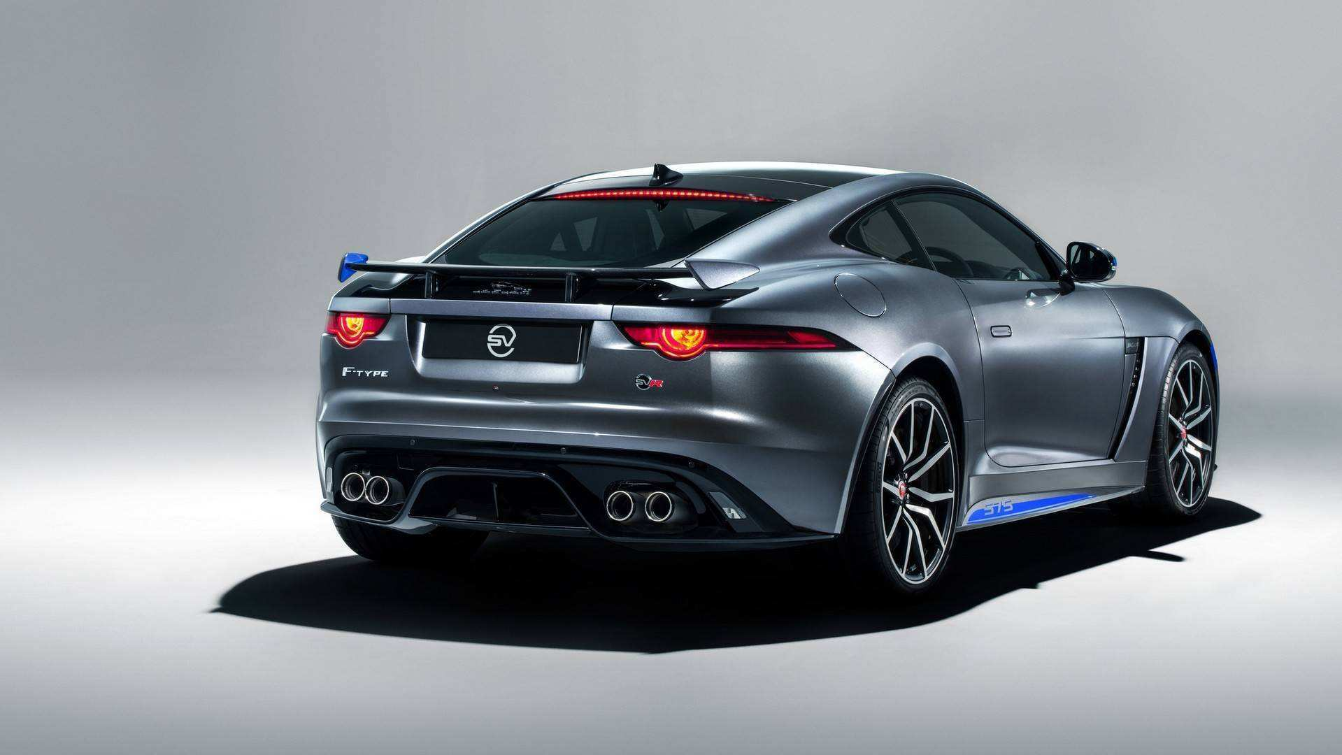 81 The 2020 Jaguar F Type Svr Exterior by 2020 Jaguar F Type Svr