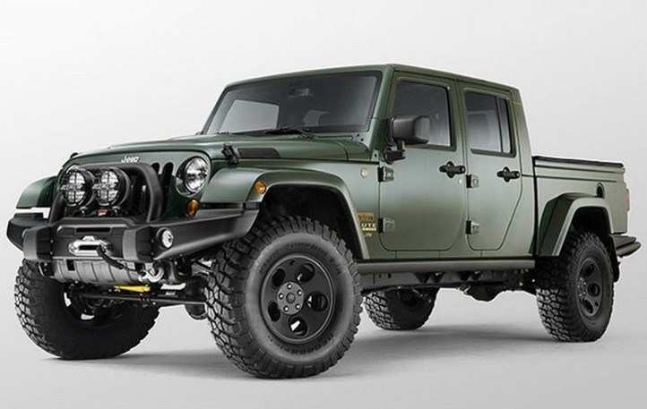 81 The 2020 Jeep Diesel Exterior Model by 2020 Jeep Diesel Exterior
