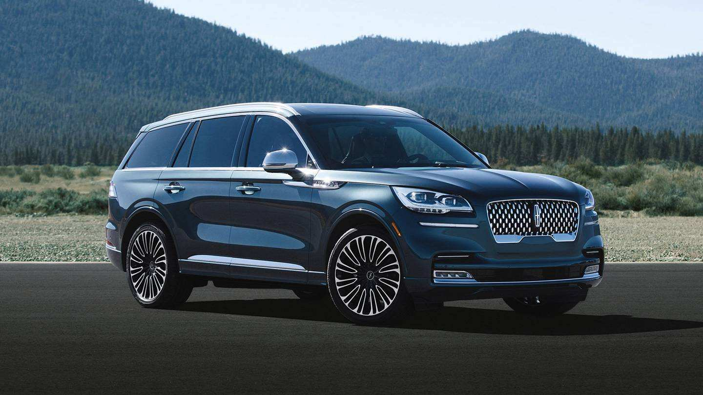 81 The 2020 Lincoln Navigator Images by 2020 Lincoln Navigator