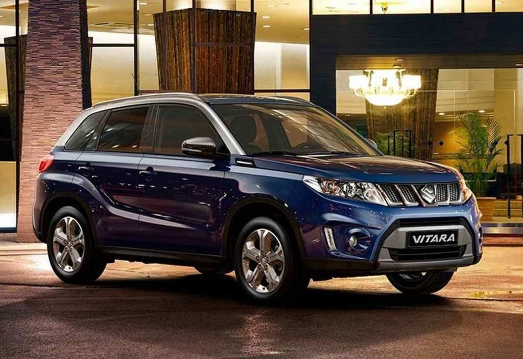 81 The 2020 Suzuki Grand Vitara 2018 Style with 2020 Suzuki Grand Vitara 2018