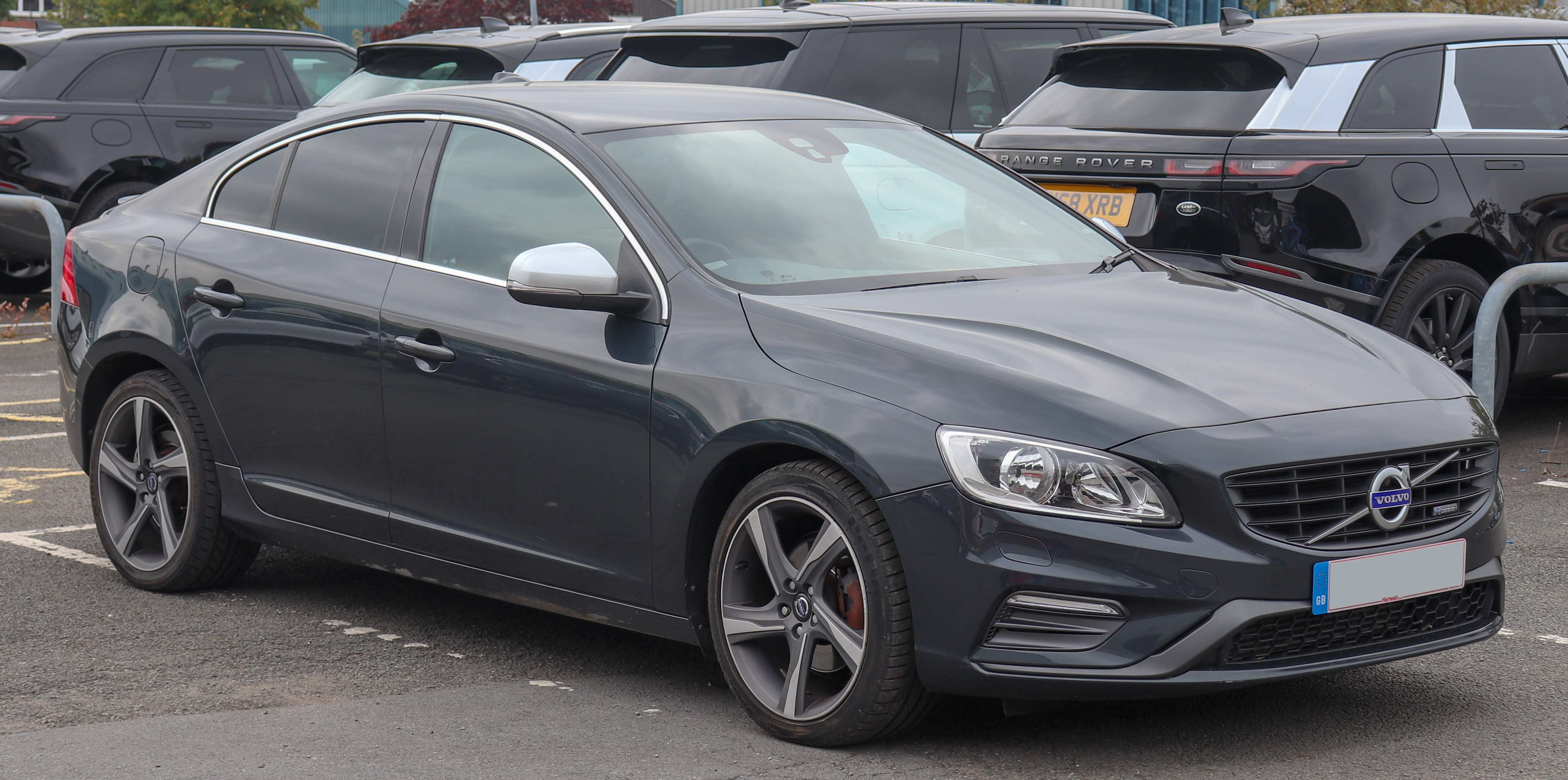 81 The 2020 Volvo S60 Length Spesification with 2020 Volvo S60 Length