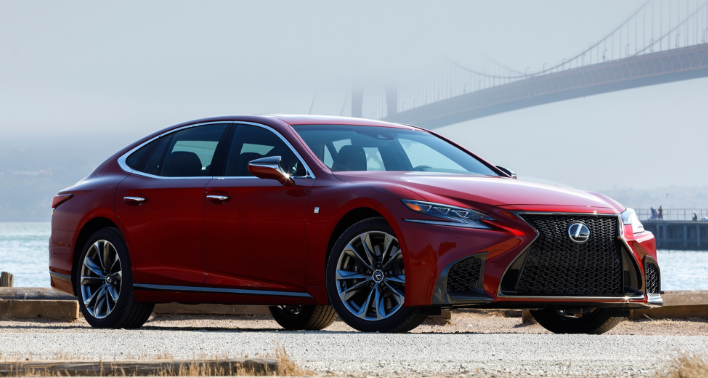 81 The Lexus F Sport 2020 Performance and New Engine for Lexus F Sport 2020