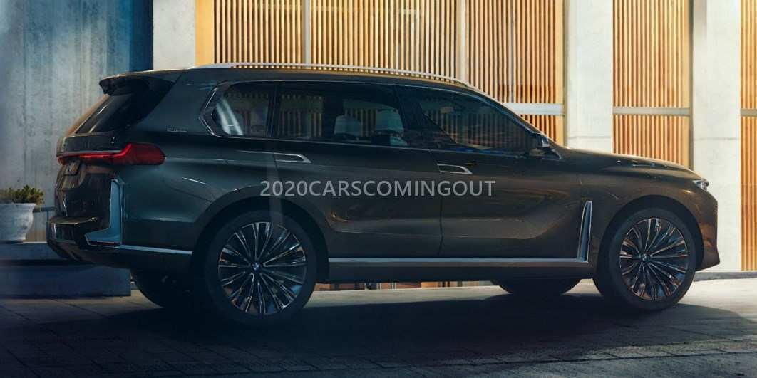 82 All New 2020 BMW X7 Suv Series Interior by 2020 BMW X7 Suv Series