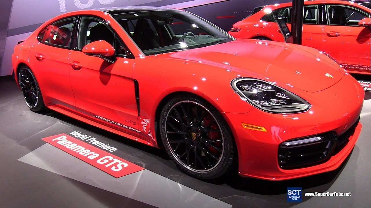 82 All New 2020 Porsche Panamera New Concept by 2020 Porsche Panamera