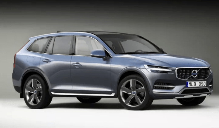 82 All New Volvo V90 2020 Model for Volvo V90 2020