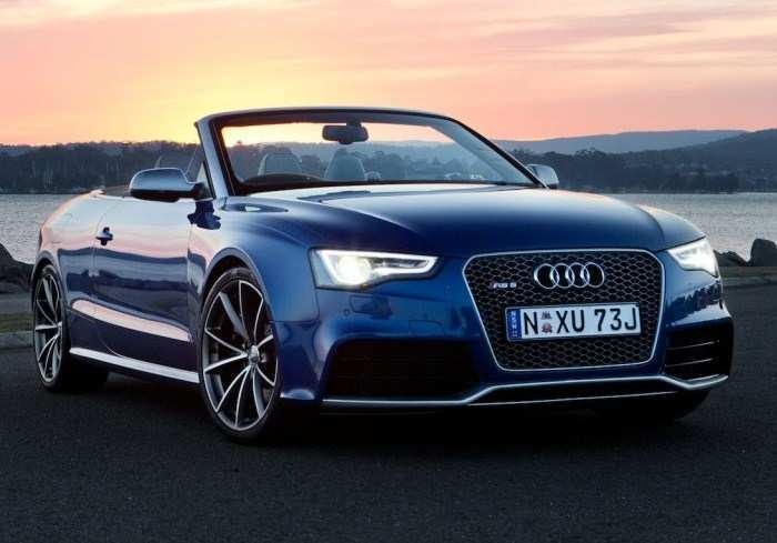 82 Best Review 2020 Audi Rs5 Cabriolet Pricing with 2020 Audi Rs5 Cabriolet