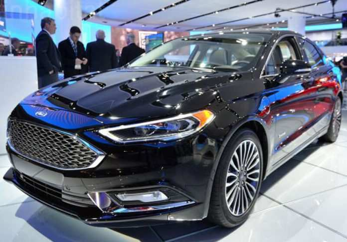 82 Best Review 2020 Ford Fusion Redesign for 2020 Ford Fusion