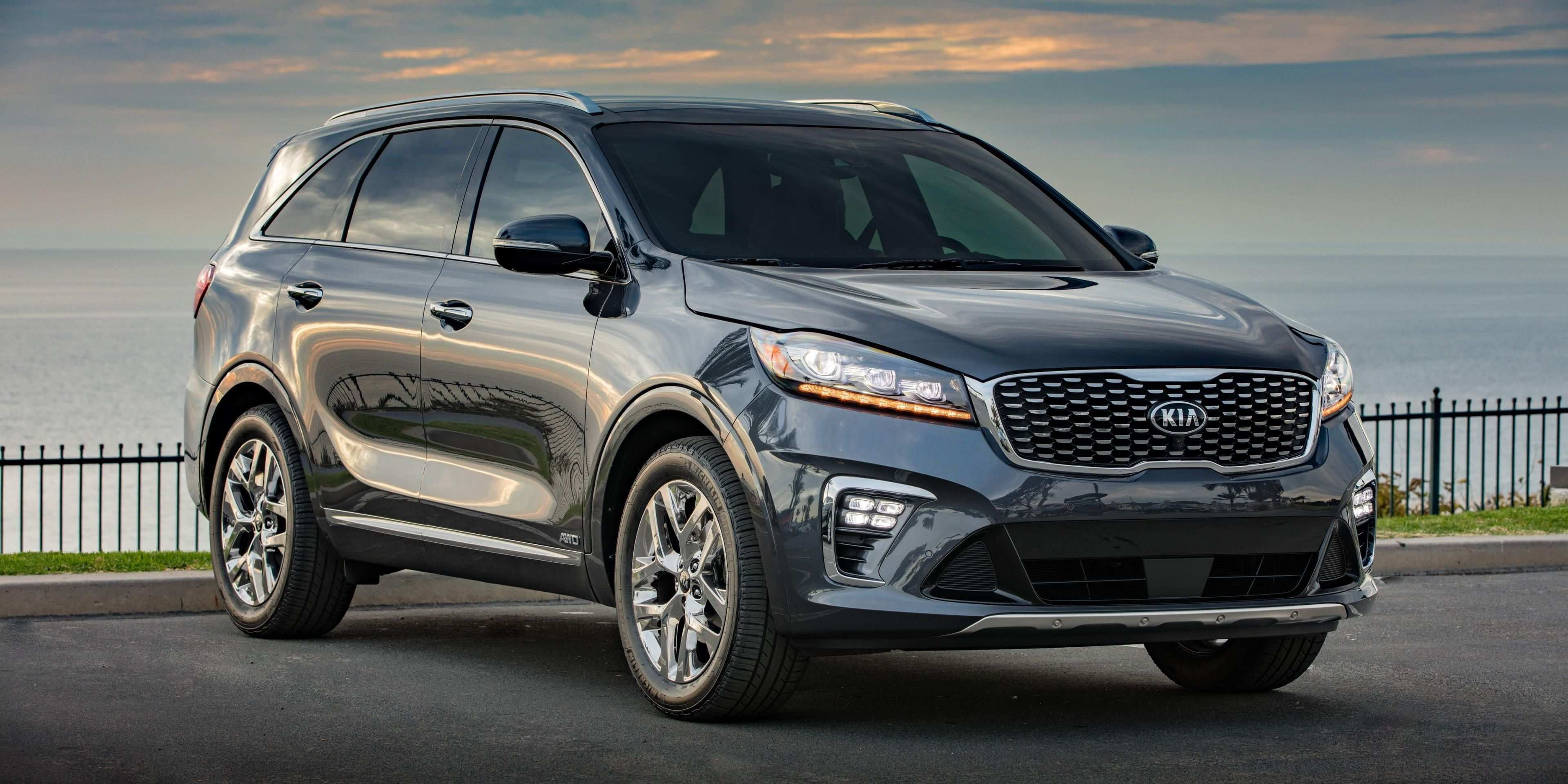82 Best Review 2020 Kia Sorento White Price by 2020 Kia Sorento White