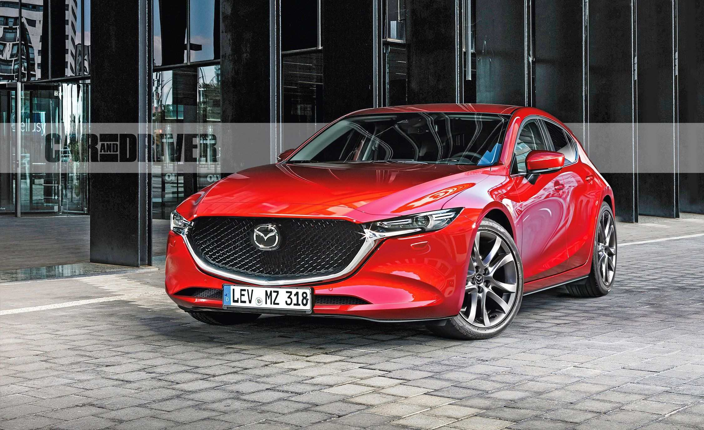 82 Best Review 2020 Mazda 3 Spy Shots Exterior and Interior by 2020 Mazda 3 Spy Shots