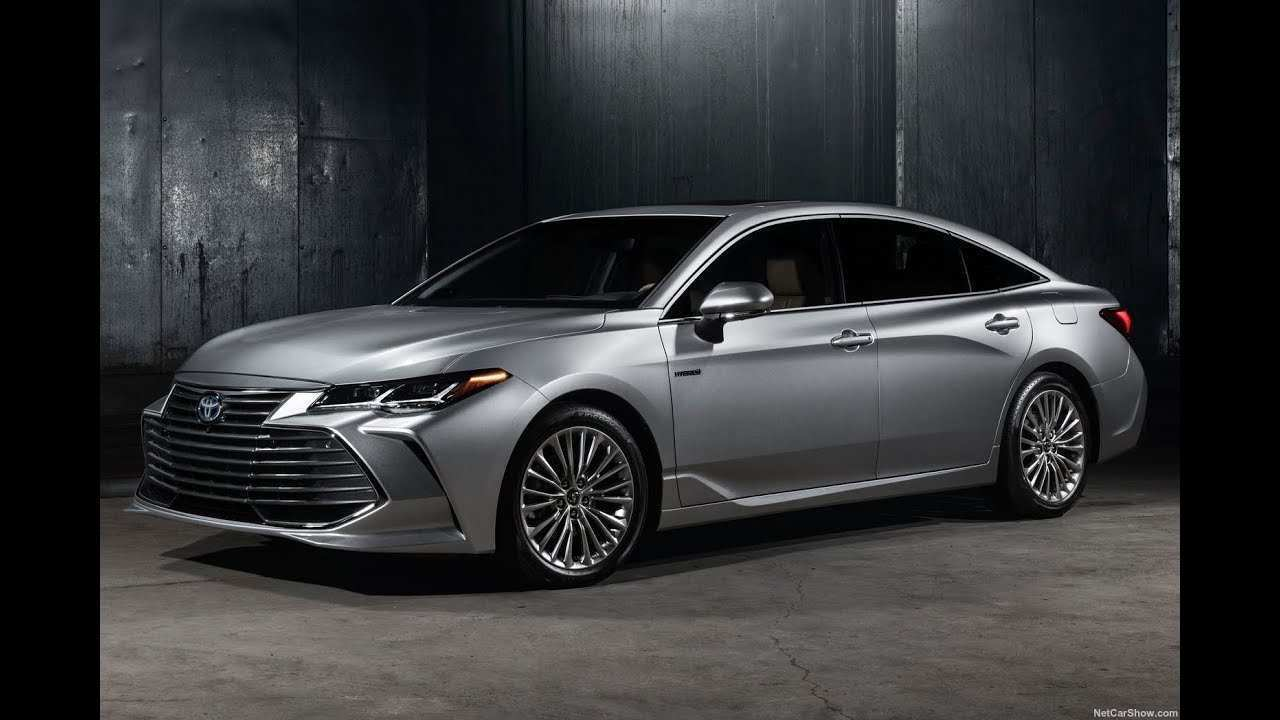 82 Best Review 2020 Toyota Avalon Speed Test with 2020 Toyota Avalon