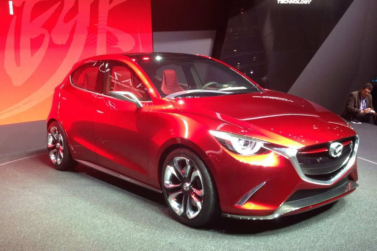 82 Concept of 2020 Mazda 2 Concept by 2020 Mazda 2