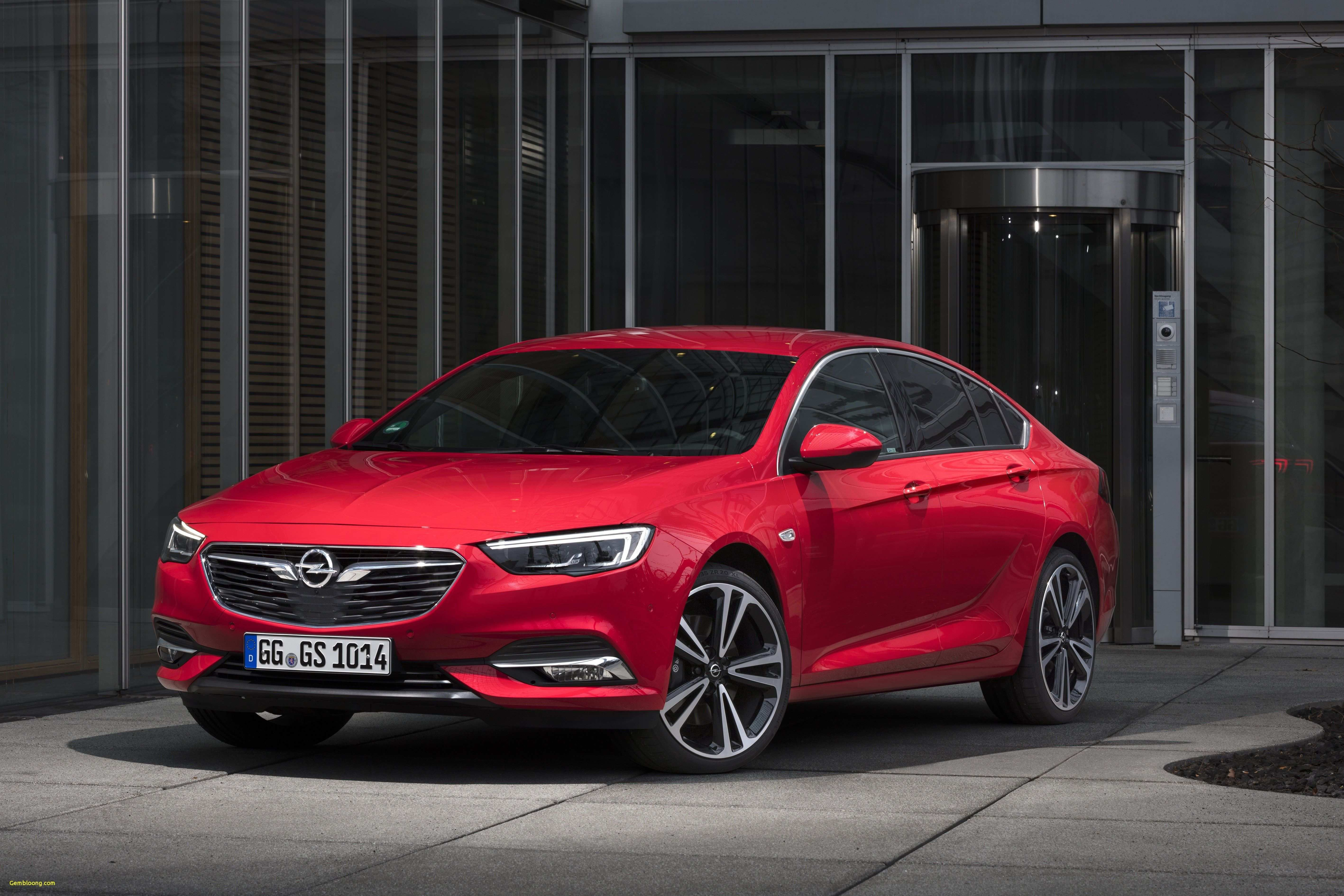 82 Concept of 2020 New Opel Insignia 2018 Style for 2020 New Opel Insignia 2018