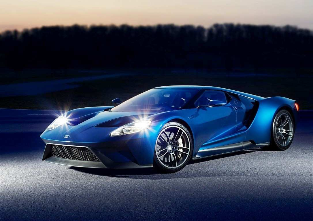 82 Gallery of 2020 Ford GT40 Images with 2020 Ford GT40