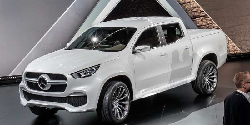 82 Gallery of 2020 Mercedes Benz X Class Images for 2020 Mercedes Benz X Class