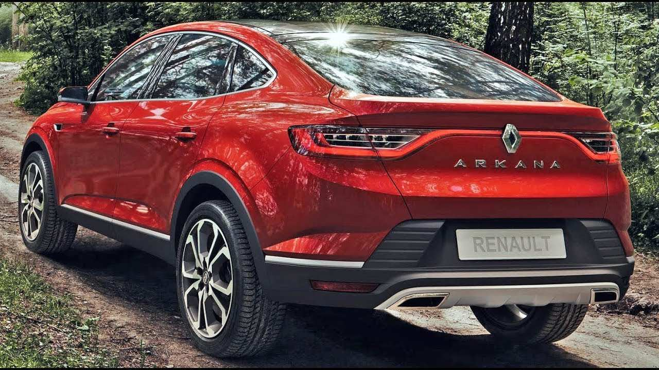 82 Gallery of 2020 Renault Megane SUV Spy Shoot by 2020 Renault Megane SUV