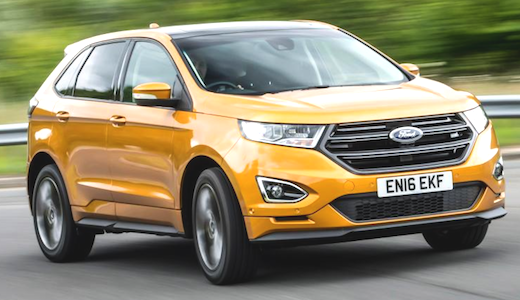 82 Great 2020 Ford Edge Sport Redesign by 2020 Ford Edge Sport