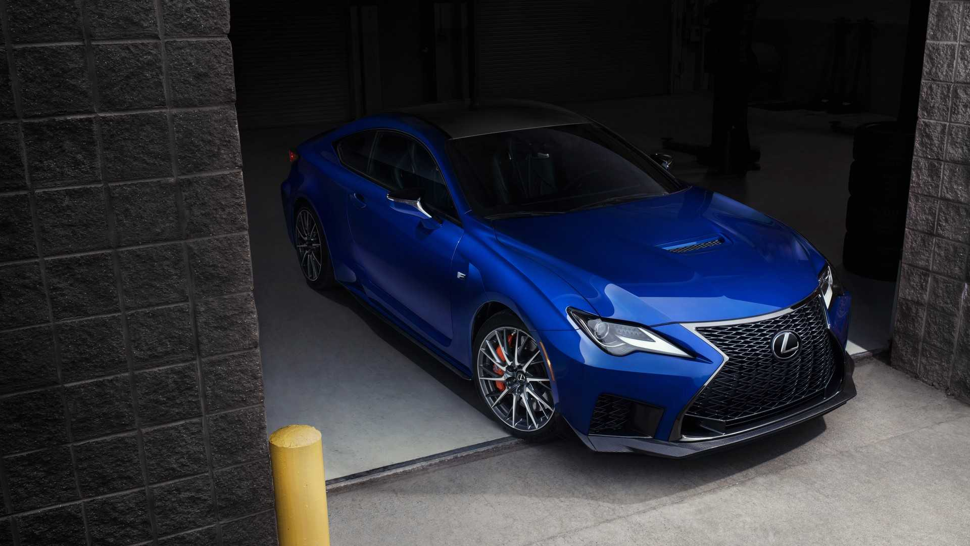 82 Great Rcf Lexus 2020 Pricing with Rcf Lexus 2020