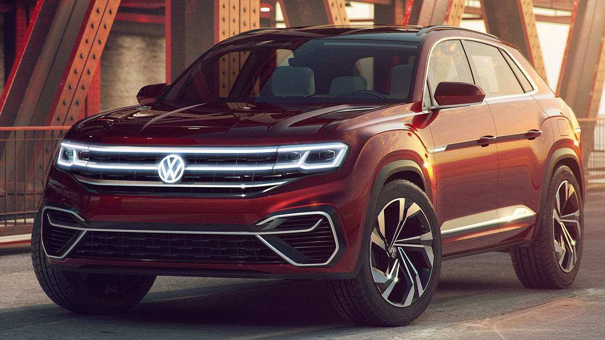 82 Great Volkswagen Atlas 2020 Style by Volkswagen Atlas 2020