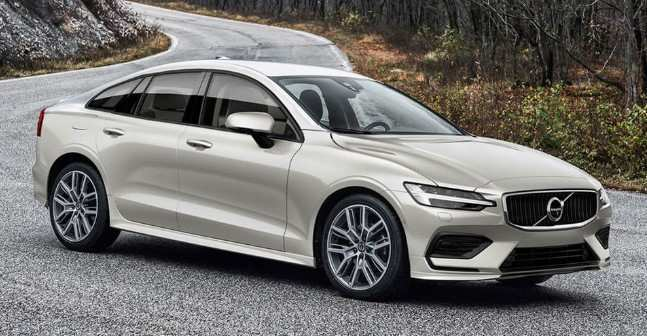 82 Great Volvo S60 2020 Hybrid New Review for Volvo S60 2020 Hybrid