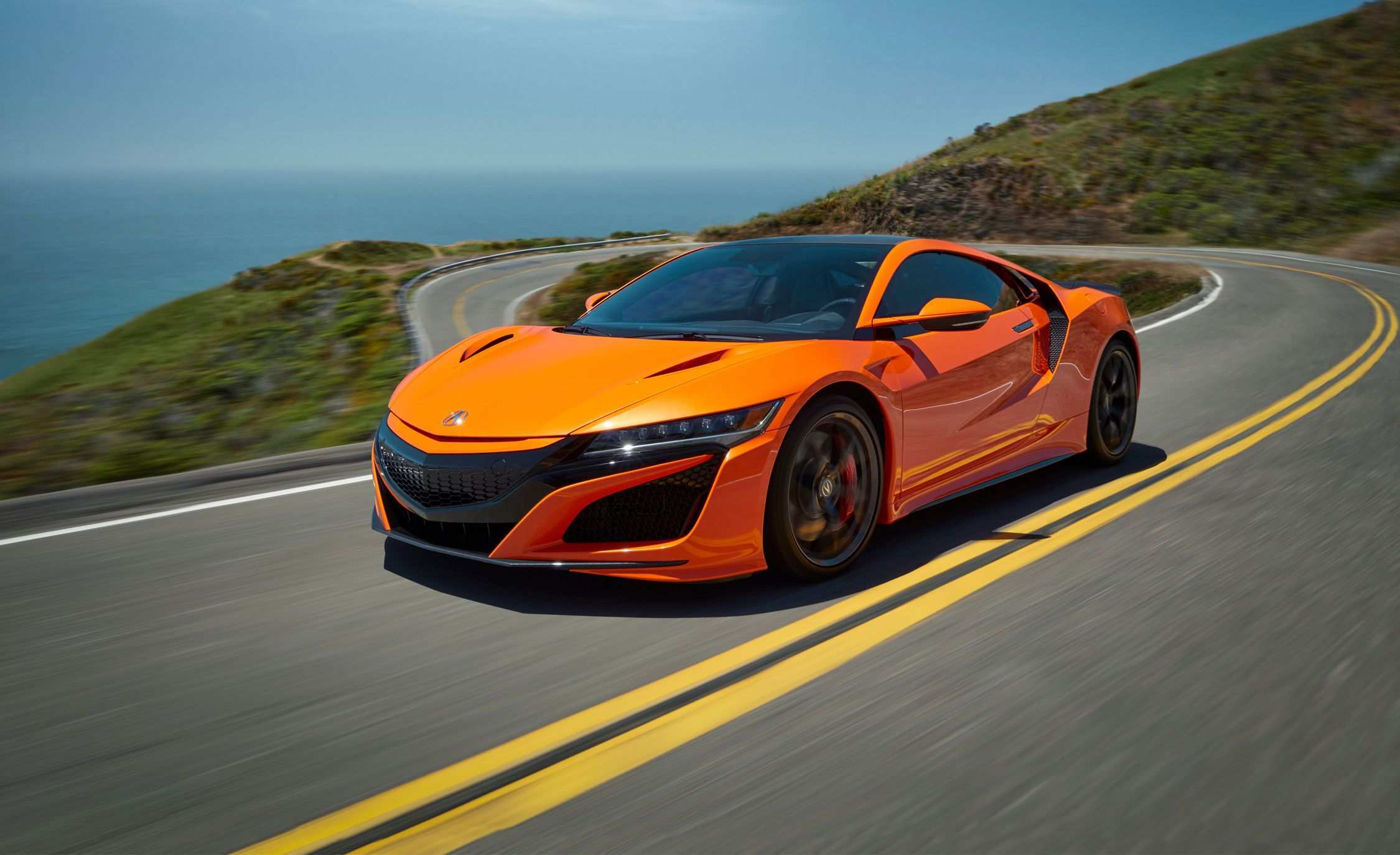 82 New 2020 Acura NSX First Drive with 2020 Acura NSX