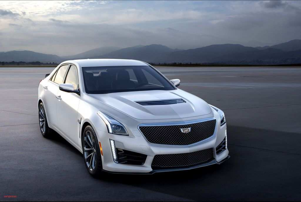 82 New 2020 Cadillac LTS Overview with 2020 Cadillac LTS