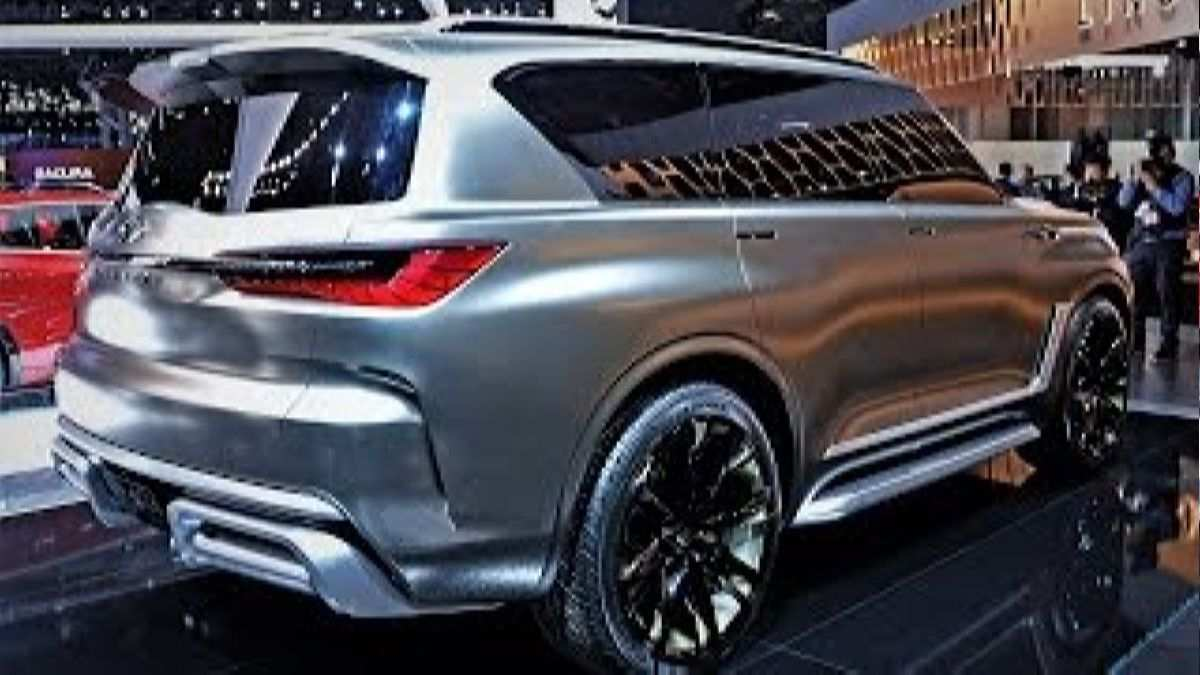 82 New Nissan Patrol 2020 New Concept Spy Shoot for Nissan Patrol 2020 New Concept