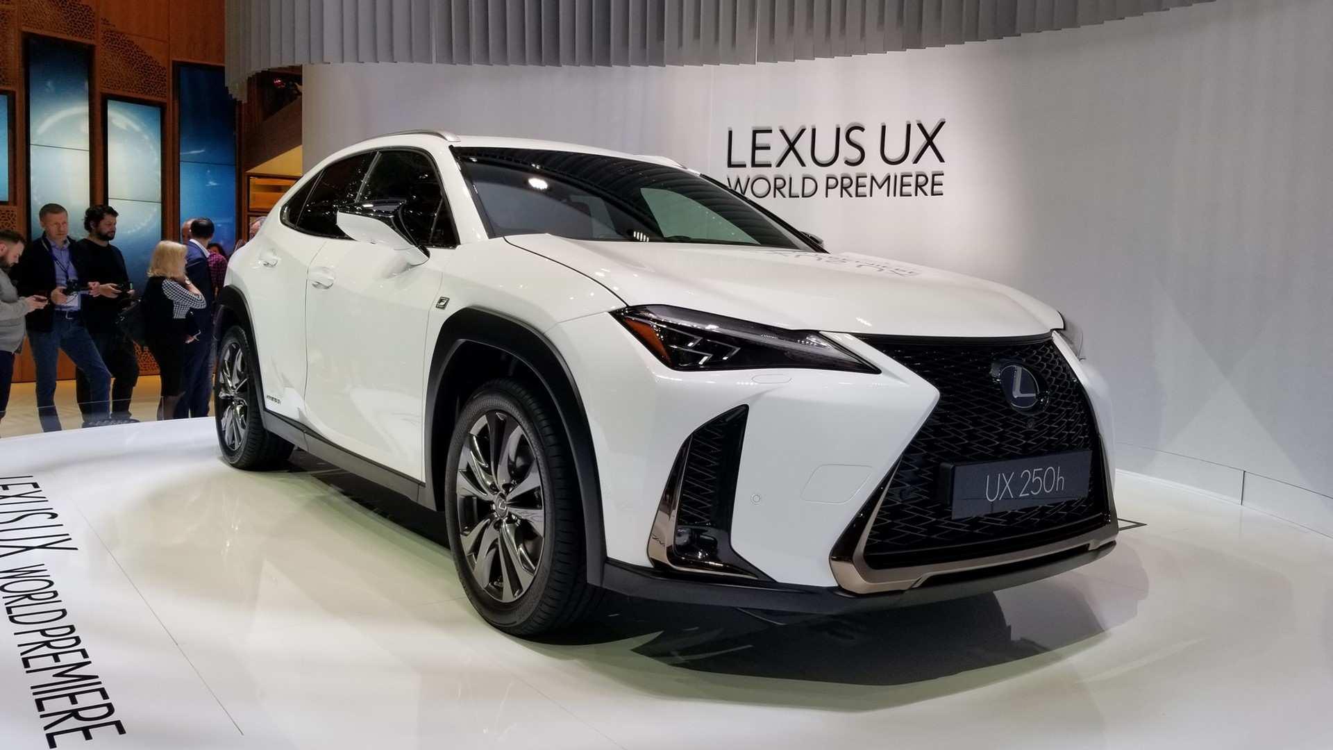 82 The 2020 Lexus Ux Exterior Canada Model for 2020 Lexus Ux Exterior Canada