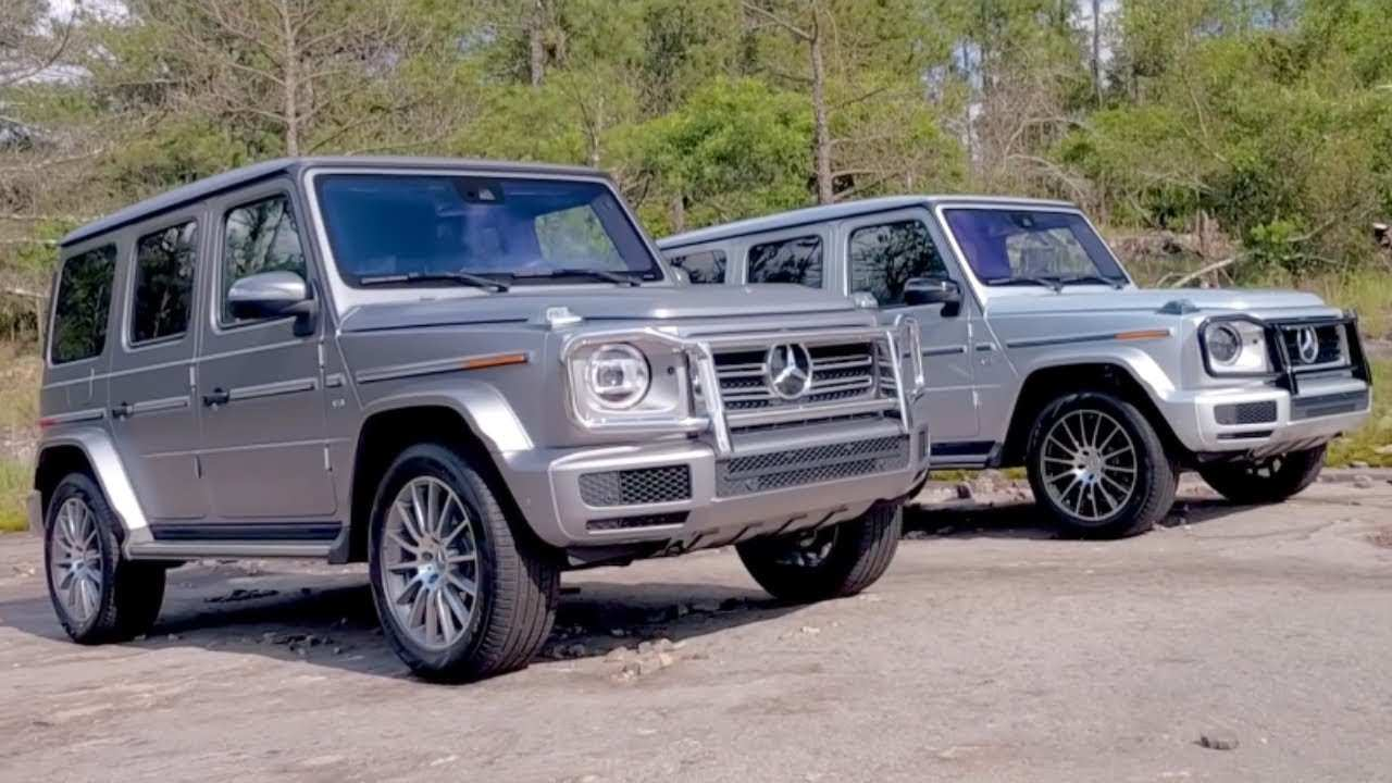 82 The 2020 Mercedes G Wagon Pictures with 2020 Mercedes G Wagon