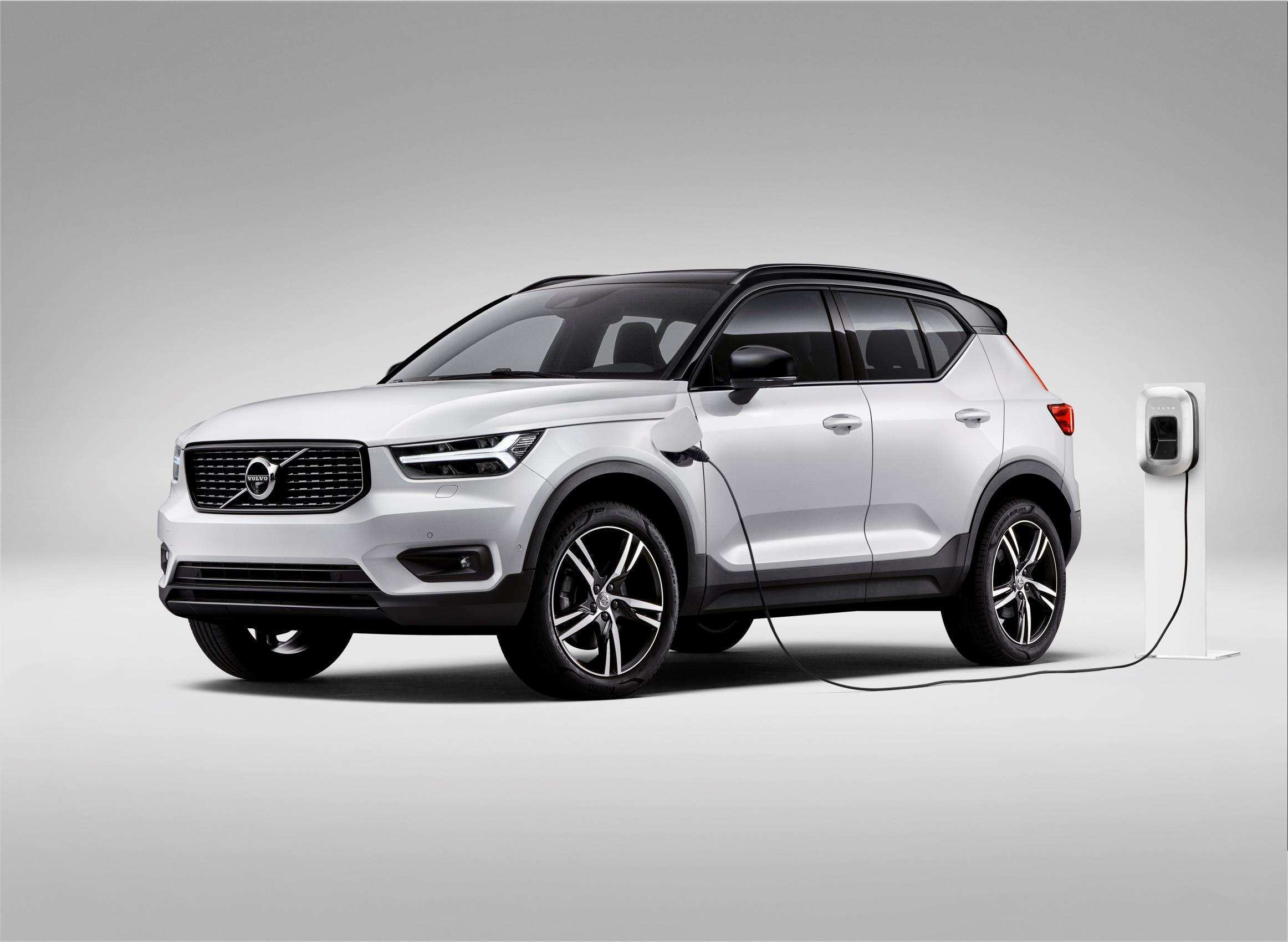 82 The 2020 Volvo Xc40 Gas Mileage Redesign with 2020 Volvo Xc40 Gas Mileage