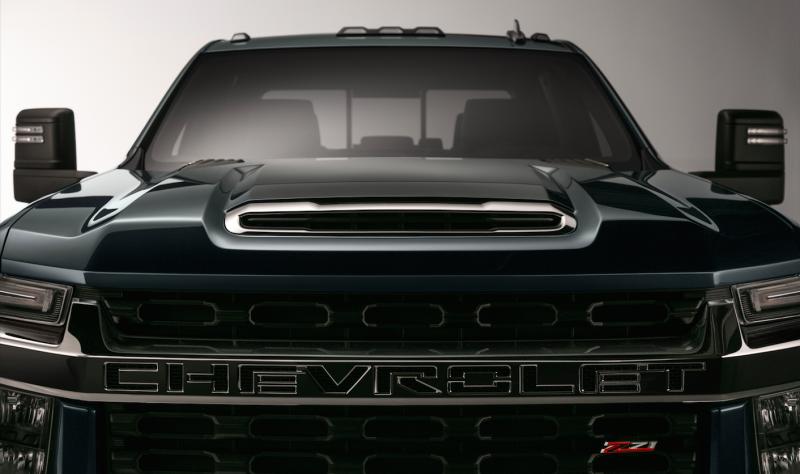 83 All New 2020 Chevy 2500Hd Duramax Rumors by 2020 Chevy 2500Hd Duramax