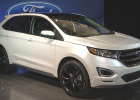 83 All New 2020 Ford Edge New Design Price and Review with 2020 Ford Edge New Design