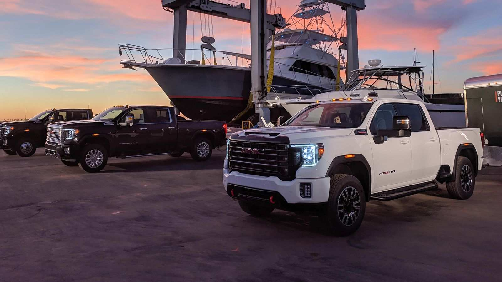 83 All New 2020 GMC Sierra Concept for 2020 GMC Sierra