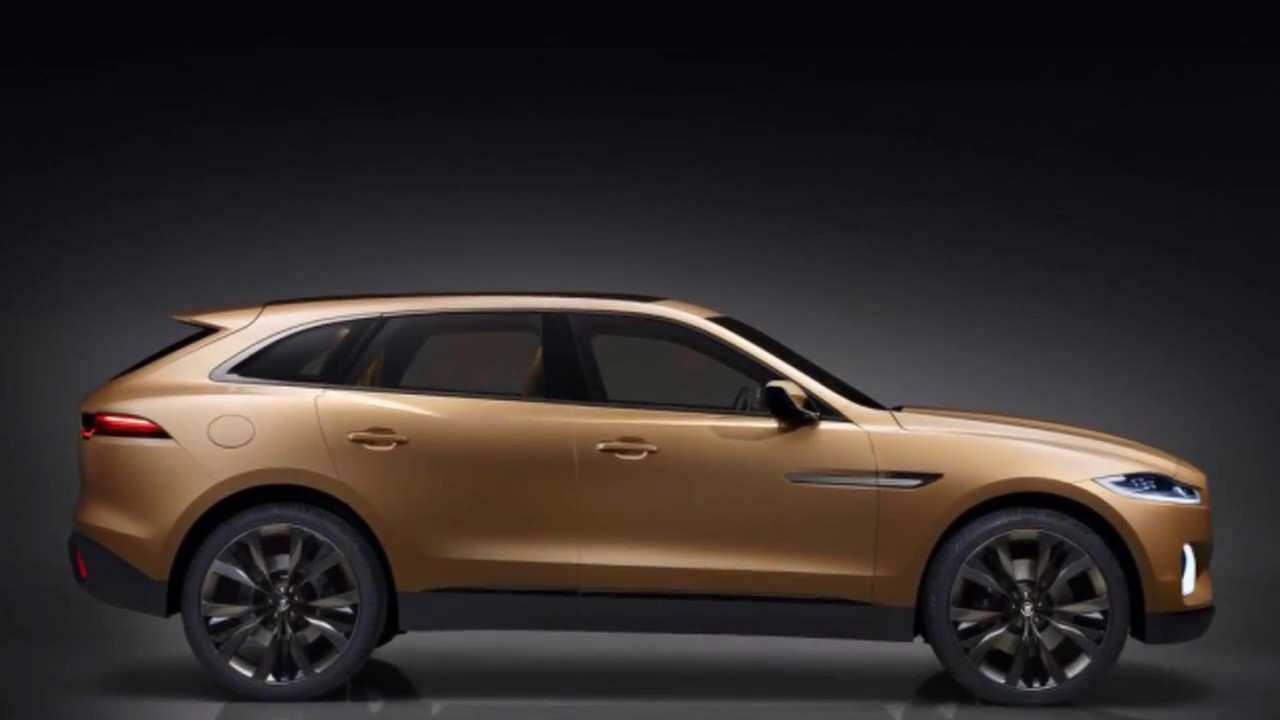83 All New 2020 Jaguar Crossover Engine with 2020 Jaguar Crossover