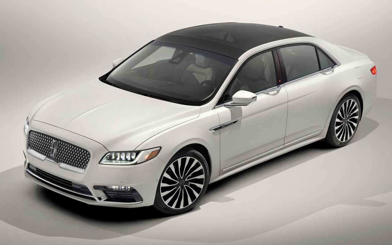 83 All New 2020 Lincoln Town Car Pricing by 2020 Lincoln Town Car