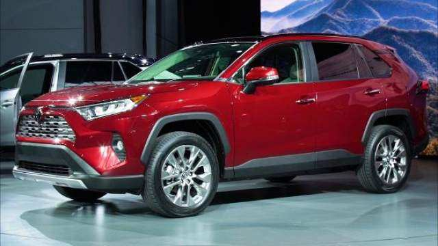 83 All New 2020 Toyota RAV4 Performance with 2020 Toyota RAV4