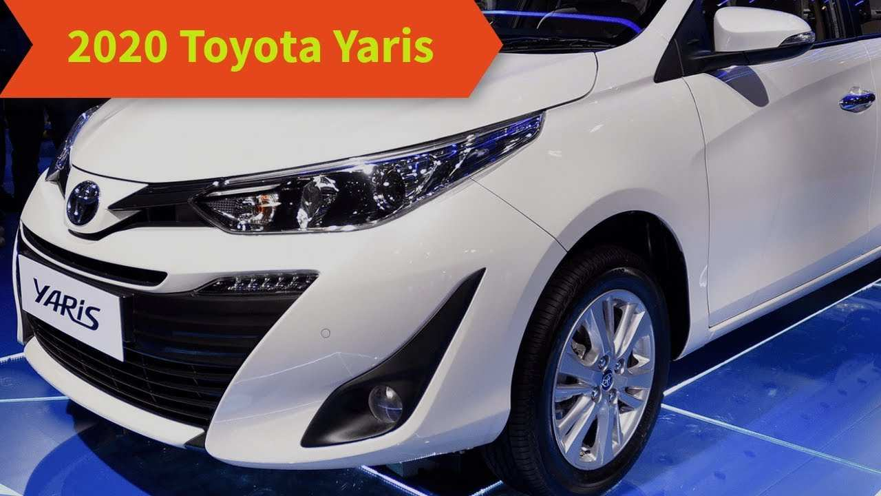 83 All New 2020 Toyota Yaris Reviews by 2020 Toyota Yaris