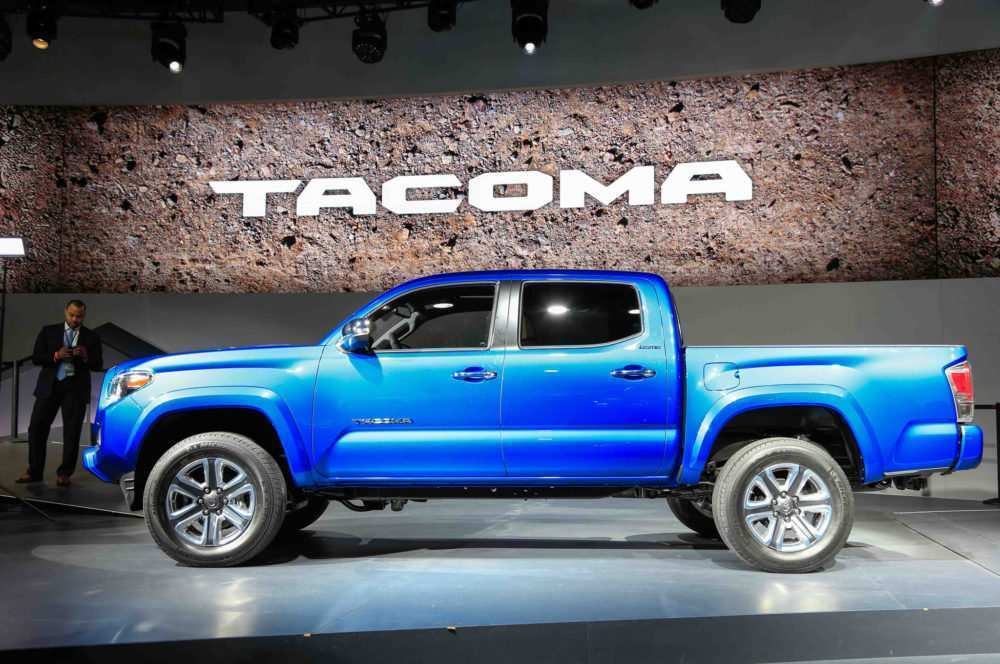 83 Best Review 2020 Toyota Tacoma Redesign by 2020 Toyota Tacoma