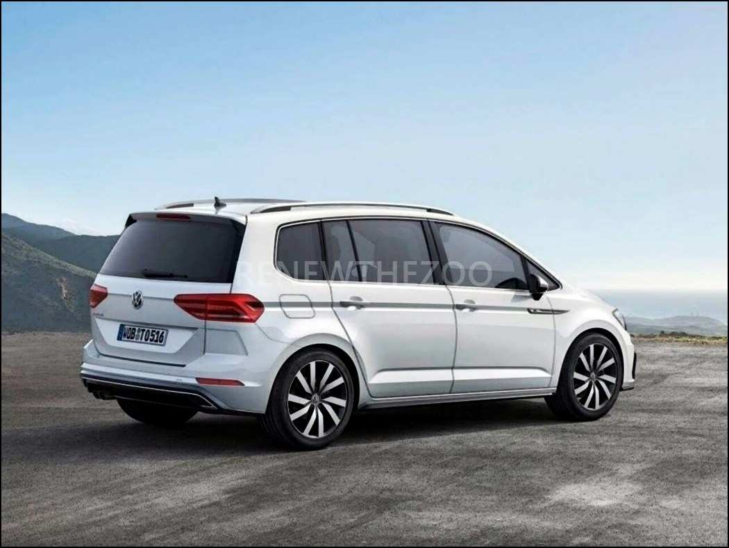 83 Best Review 2020 Volkswagen Sharan Exterior by 2020 Volkswagen Sharan