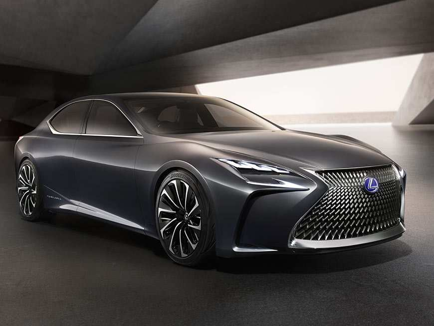 83 Best Review Lexus New Concepts 2020 Configurations with Lexus New Concepts 2020