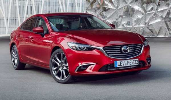 83 Best Review Mazda 6 2020 Exterior Configurations by Mazda 6 2020 Exterior