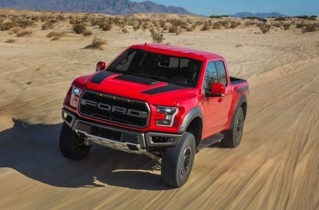 83 Concept of 2020 All Ford F150 Raptor History by 2020 All Ford F150 Raptor