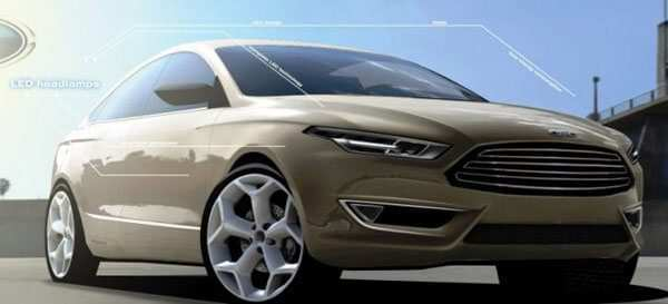 83 Concept of 2020 Ford Taurus Speed Test by 2020 Ford Taurus