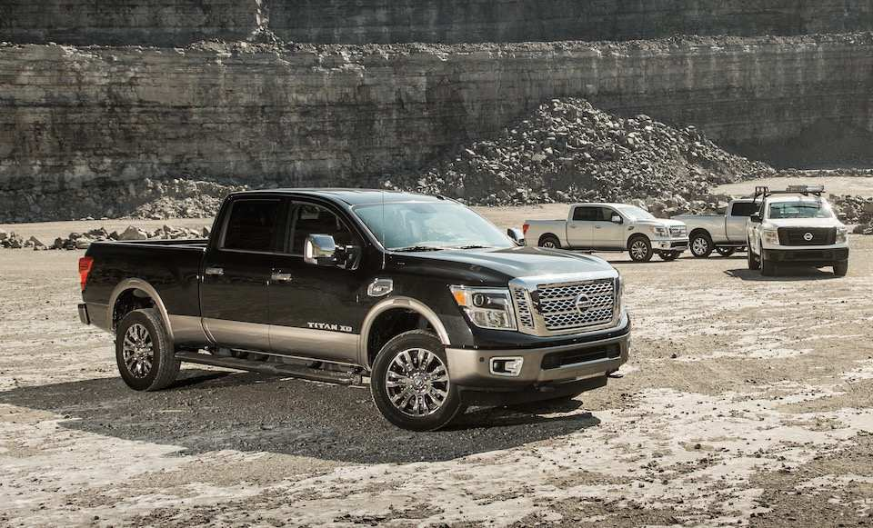 83 Concept of 2020 Nissan Titan Diesel New Review with 2020 Nissan Titan Diesel