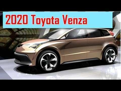 83 Concept of 2020 Toyota Venza Price by 2020 Toyota Venza