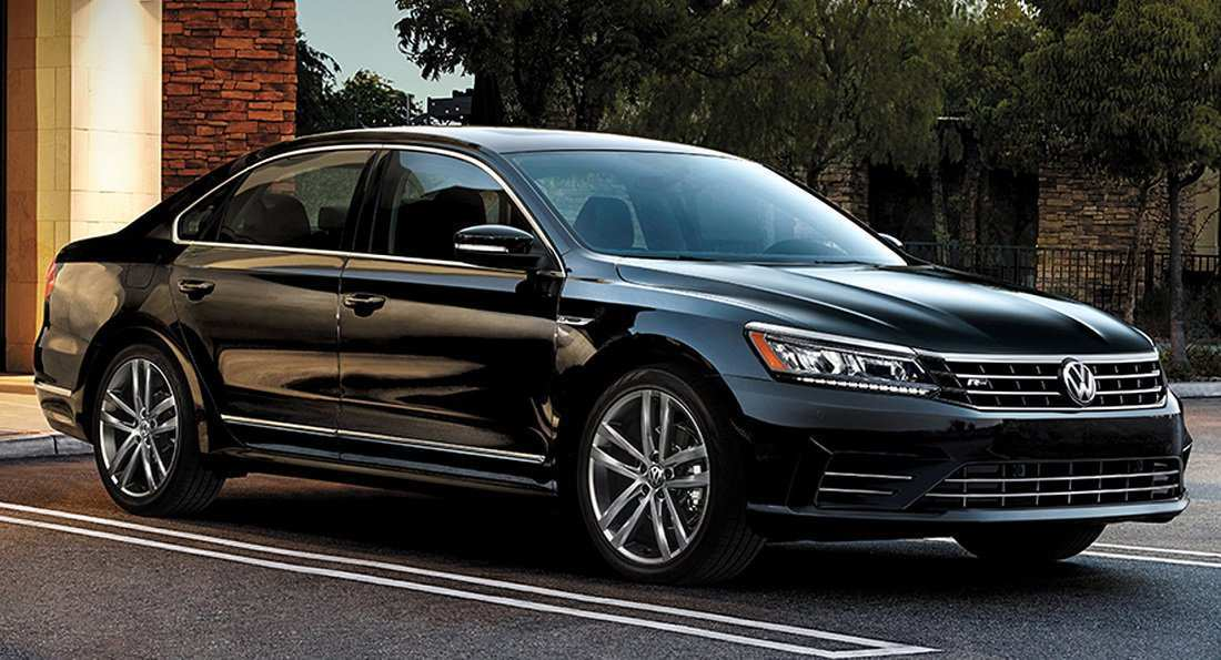 83 Concept of 2020 VW Passat Gt Price and Review for 2020 VW Passat Gt