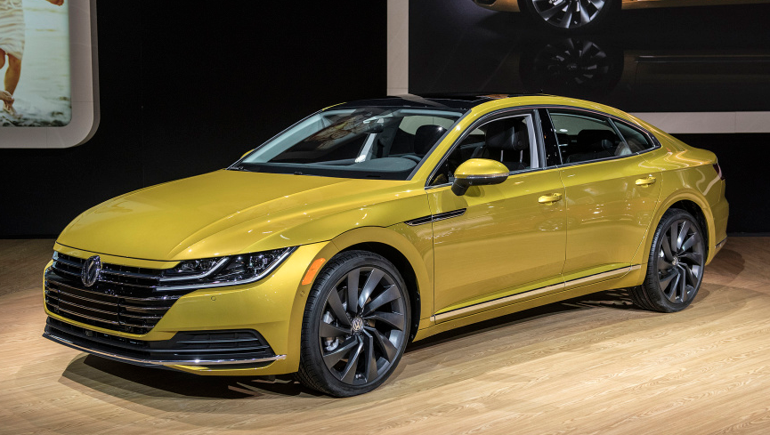 83 Concept of Arteon VW 2020 Exterior and Interior with Arteon VW 2020