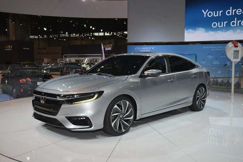 83 Gallery of 2020 Honda Civic Hybrid First Drive with 2020 Honda Civic Hybrid